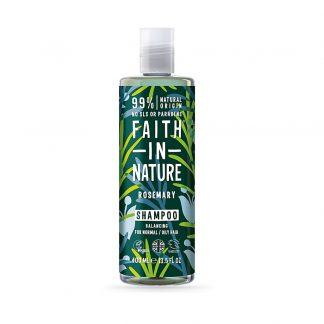 Shampoo de alecrim