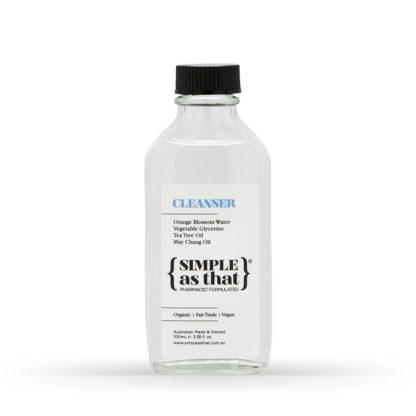 agua de limpeza rosto