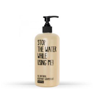 Shampoo Alecrim e Toranja