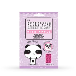 mascara facial papel panda