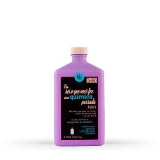 shampoo sei o que você fez na quimica passada