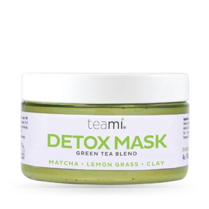 Máscara Facial Detox Chá Verde