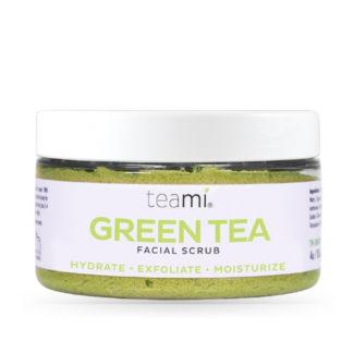 Esfoliante Facial de Chá Verde