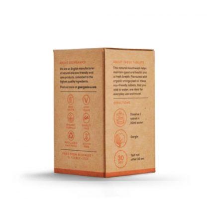 Elixir Bucal Natural em Pastilhas