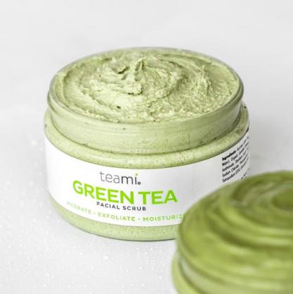 Esfoliante Facial Chá Verde