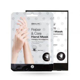 Máscara de Mãos Pérola Negra
