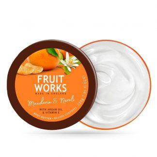 Manteiga Corporal Mandarina e Neroli