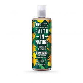 shampoo curcuma e limão
