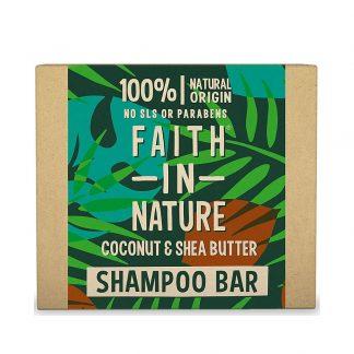 Shampoo sólido de Coco e Manteiga de Karité