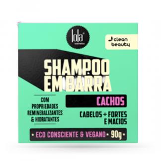 Shampoo em barra - cachos - 1