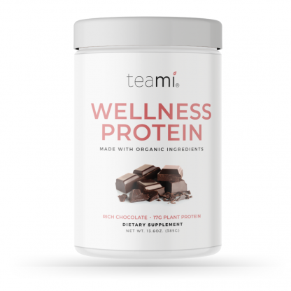 Proteina Vegetal Chocolate 1