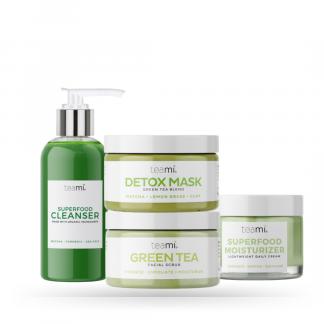 Kit Anti-acne e anti-manchas 1