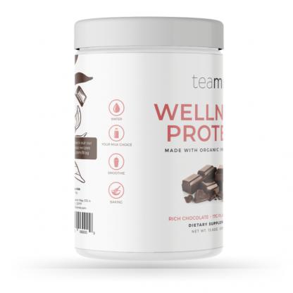 Proteina Vegetal Chocolate 2