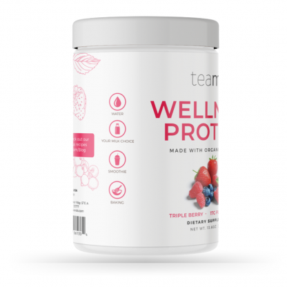 Proteina Triple Berry 2