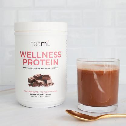 Proteina Vegetal Chocolate 5