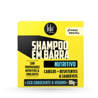 Shampoo em Barra - Nutritivo