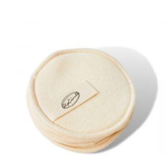 Discos de algodão upcircle 1