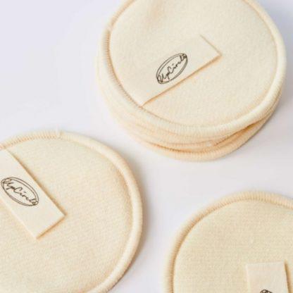 Discos de algodão upcircle 3