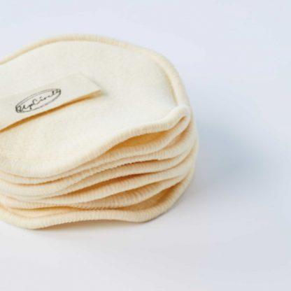 Discos de algodão upcircle 6