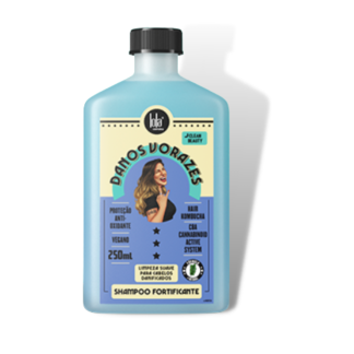 Danos Vorazes - Shampoo Fortificante 1